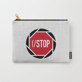f/STOP SIGN Carry-All Pouch