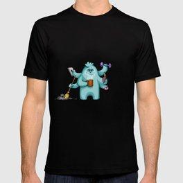 Multitasking Monster T-shirt