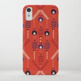 Flora Nativa iPhone Case