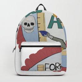 Forensic Art Backpack