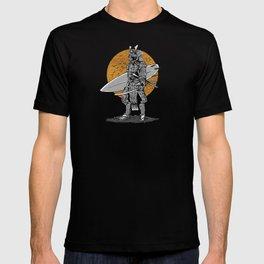 Samurai Surfer T-shirt