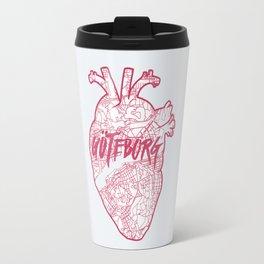 Heart Of The City Travel Mug