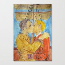 Steampunk Johniarty Canvas Print