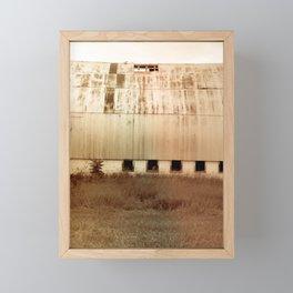 Michigan Barn Framed Mini Art Print