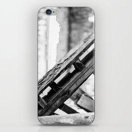 Here Lies iPhone Skin