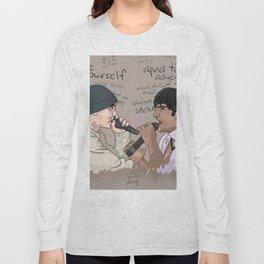 B-Rabbit vs. Gully Boy Long Sleeve T-shirt