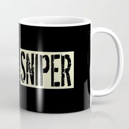 U.S. Military: Sniper Coffee Mug