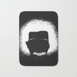Father of everything Bath Mat