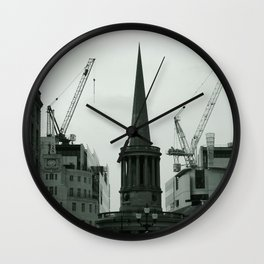 'All Souls Church' Wall Clock