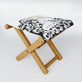 Inktober : Teeming Folding Stool