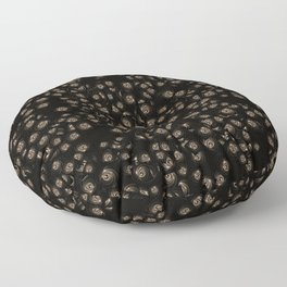 Abstract 17 001f Floor Pillow