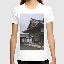 Temple at Kinkakuji in Kyoto, Japan T-shirt