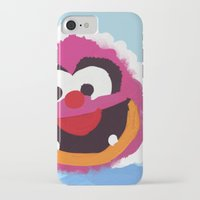 muppets iPhone & iPod Cases featuring Animal Muppets Babies by Roe Mesquita