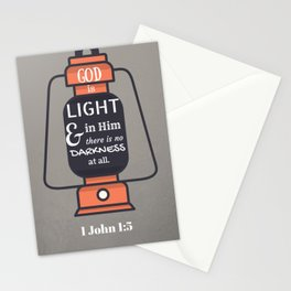 Lantern Stationery Cards