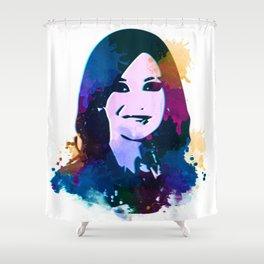 KRISTINA Shower Curtain