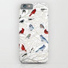 Winter Birds iPhone 6s Slim Case