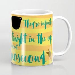 Infinite Eyes Coffee Mug