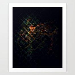 Neo Genesis Art Print