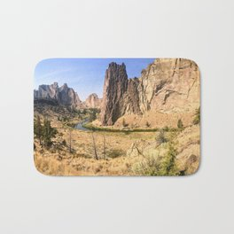 Smith Rock State Park Bath Mat