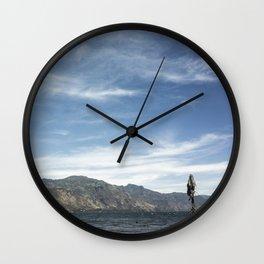 San Pedro Wall Clock