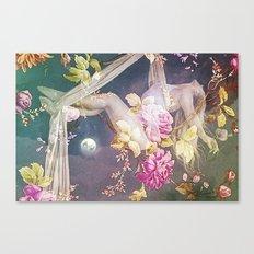 Gravity of Love Canvas Print