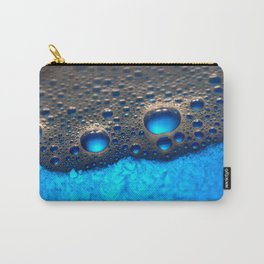 Blue Jello Carry-All Pouch