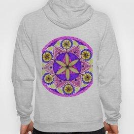 Crystaline Nature Mandala Hoody
