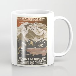 National Parks 2050: Denali Coffee Mug