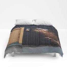 Cave myth Comforters