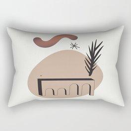 Shape study #9 - Synthesis Collection Rectangular Pillow