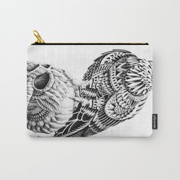 Red-Tail Skull Carry-All Pouch