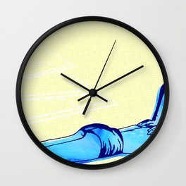 It feels so wrong--It feels so right Wall Clock