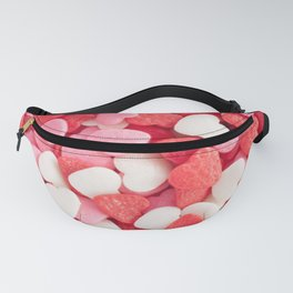 Heart Candies Fanny Pack
