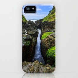 Devil's Churn iPhone Case