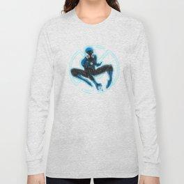 Blue Lantern Spidey Long Sleeve T-shirt