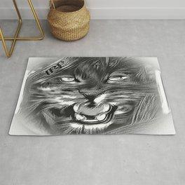 Big Cat Models: Mystic Leopard 01-04 Rug
