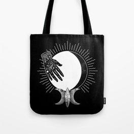 Waning Gibbous Tote Bag