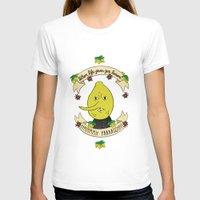 lemongrab T-shirts featuring LEMON GRAB LEMONS by Alyssa Leary
