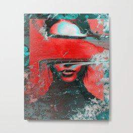 Razel Metal Print