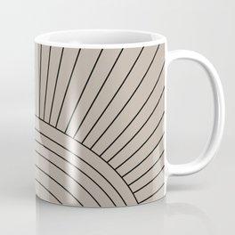 Boho Minimalistic Art Coffee Mug