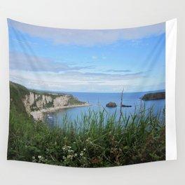 Northern Ireland Coast  Wall Tapestry