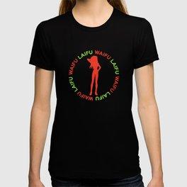 Waifu Laifu Anime Asuka Inspired Shirt T-shirt