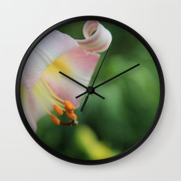 Lillybell Wall Clock