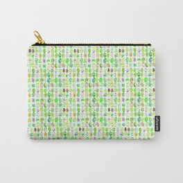 green eggs mosaic Carry-All Pouch