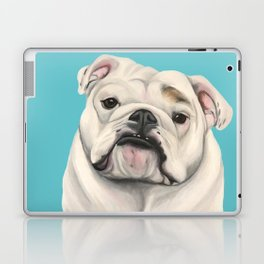Sweet Little English Bulldog Laptop & iPad Skin