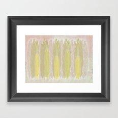 WILD WOOD  Framed Art Print
