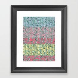 Birds! Framed Art Print