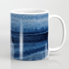 Blue Escape Watercolor Coffee Mug
