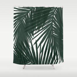 Palms Green Shower Curtain