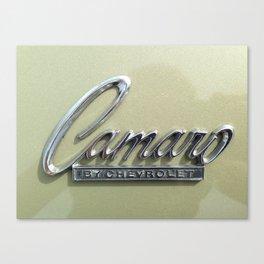 Camero Canvas Print
